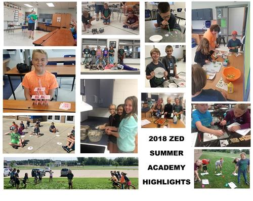 ZED Summer Academy Highlights